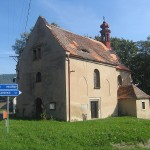 Medvědice kostel