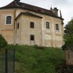 Milešov kostel sv. Antonína Paduánského