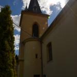 kostel Nejsv. trojice Sulejovice 1.
