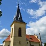 kostel Nejsv. trojice Sulejovice 2.
